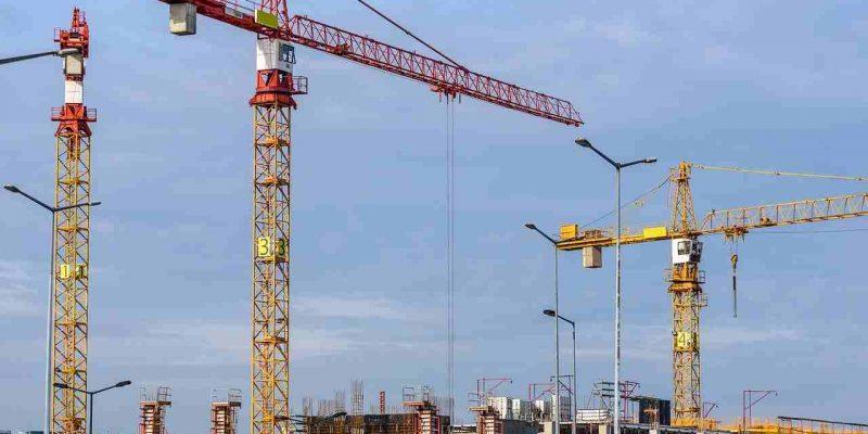 Échafaudages et les métiers de la construction